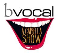 Logotipo de b vocal