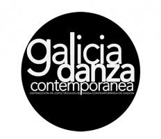 Logotipo de Galicia Danza Contemporánea