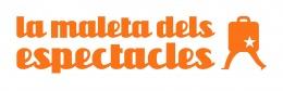 Logotipo de La Maleta dels Espectacles