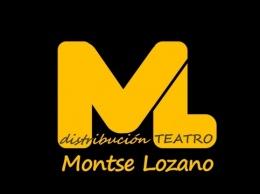 Logotipo de Montse Lozano Distribución Artes Escénicas
