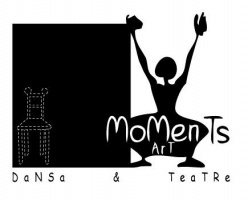 Logotipo de Moments Art Dansa & Teatre