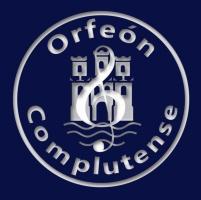 Logotipo de Orfeón Complutense