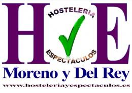 Logotipo de HOSTELERÍA & ESPECTÁCULOS MORENO y DEL REY