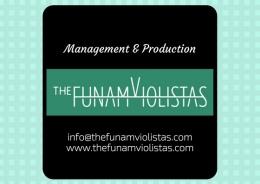 Logotipo de The Funamviolistas