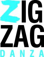 Logotipo de Zig Zag Danza