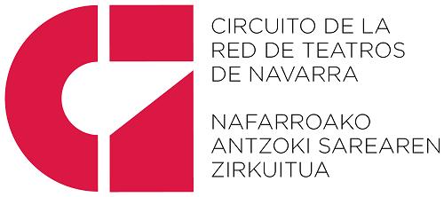 Logotipo del circuito Circuito de la Red de Teatros de Navarra
