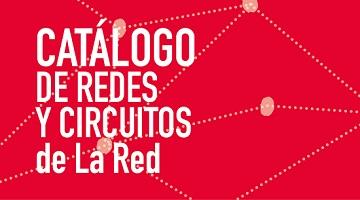 Logotipo de Guía y Calendario de Redes y Circuitos de Artes Escénicas