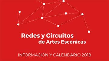 Guía y Calendario de Redes y Circuitos de Artes Escénicas