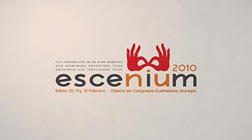 Logotipo de Escenium