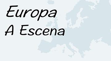 Logotipo de Europa a Escena
