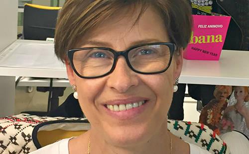 María Paredes