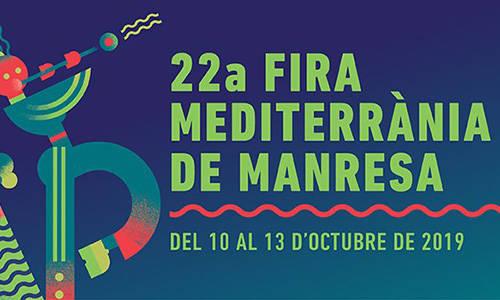 La Fira Mediterrània de Manresa abre el periodo de inscripción para profesionales