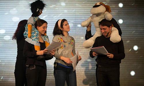 Rocío Bello y Javier Hernando, ganadores del Premio SGAE de Teatro Infantil
