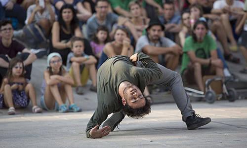 El circuito Danza a Escena girará en mayo en Palencia, Vizcaya y A Coruña