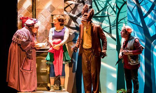 Teloncillo Teatro, galardonada en el Certamen Internacional Barroco Infantil del Festival de Almagro