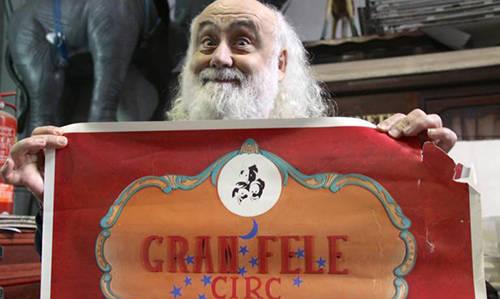 Fallece Rafael Pla, director del Circo Gran Fele