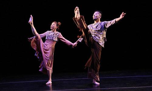 Huellas, danza en paisajes urbanos, vuelve a Andalucía del 12 de julio al 21 de septiembre