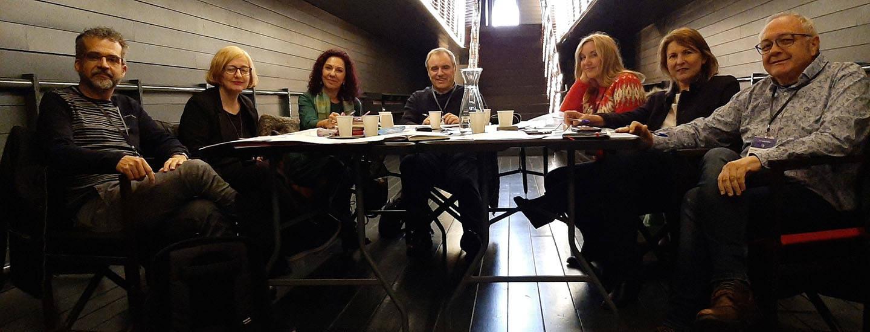La Red inicia la agenda de trabajo de su 20º aniversario en MADferia