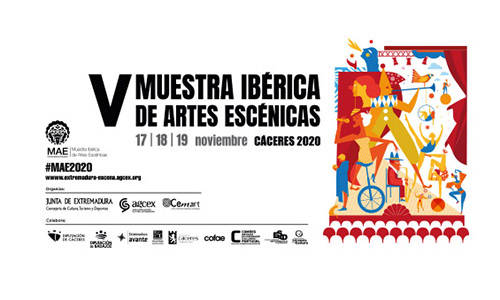 La V Muestra Ibérica de las Artes Escénicas (MAE) apuesta por la creación extremeña