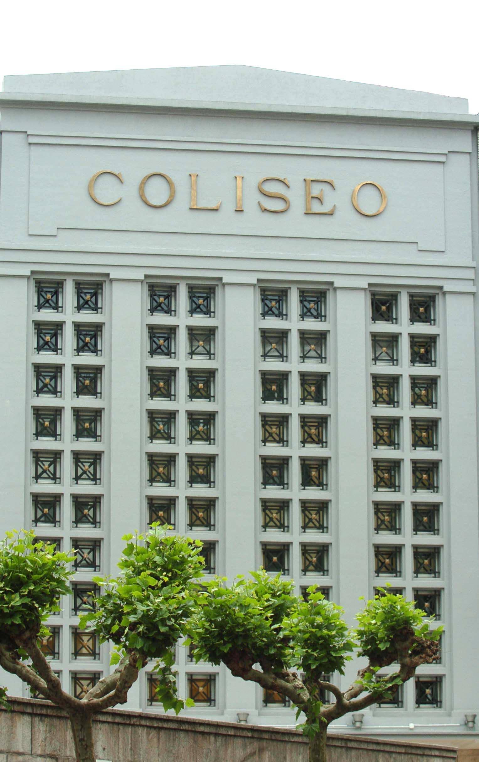 Coliseo Antzokia - Eibar