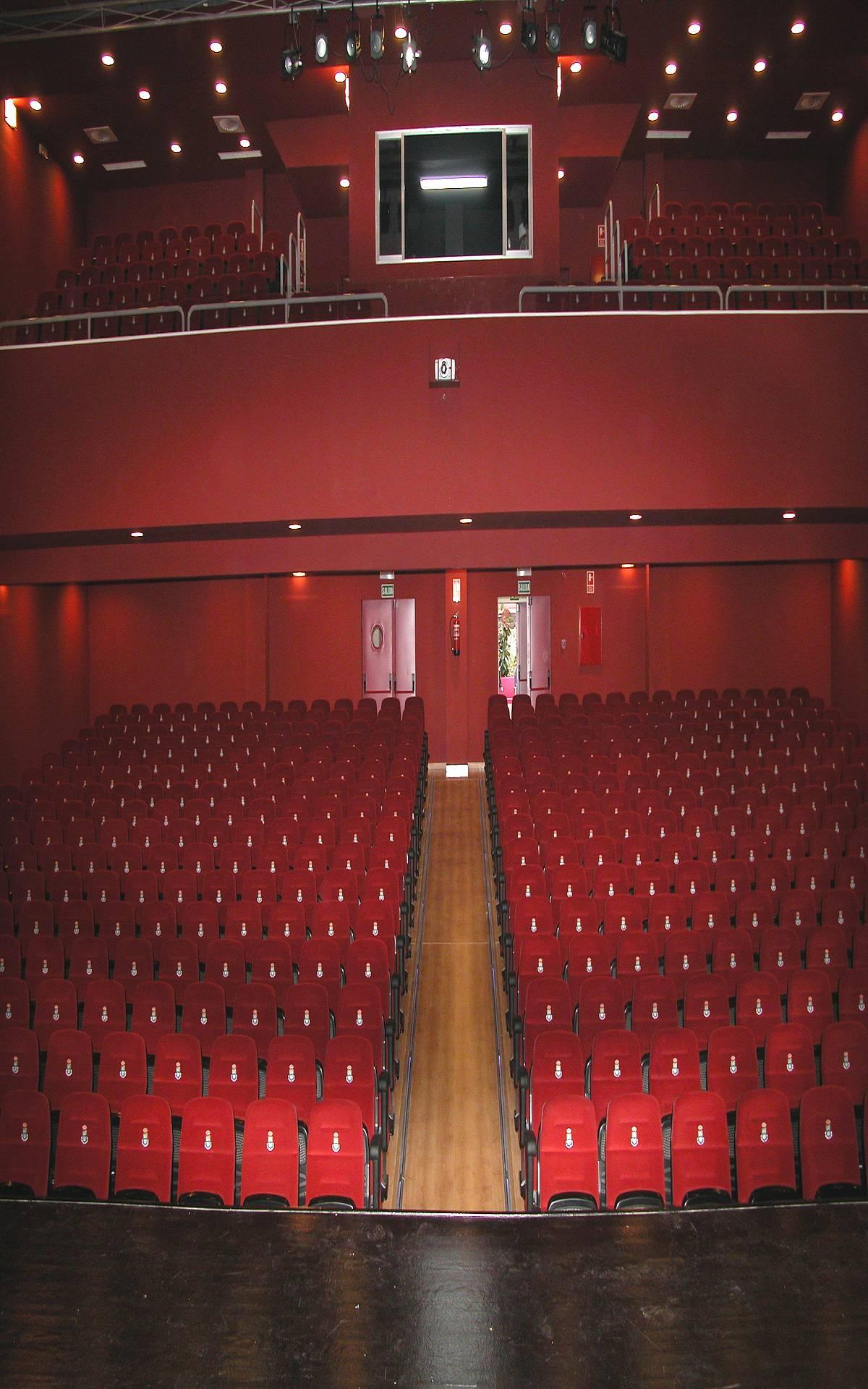 Teatro Municipal de Moralzarzal
