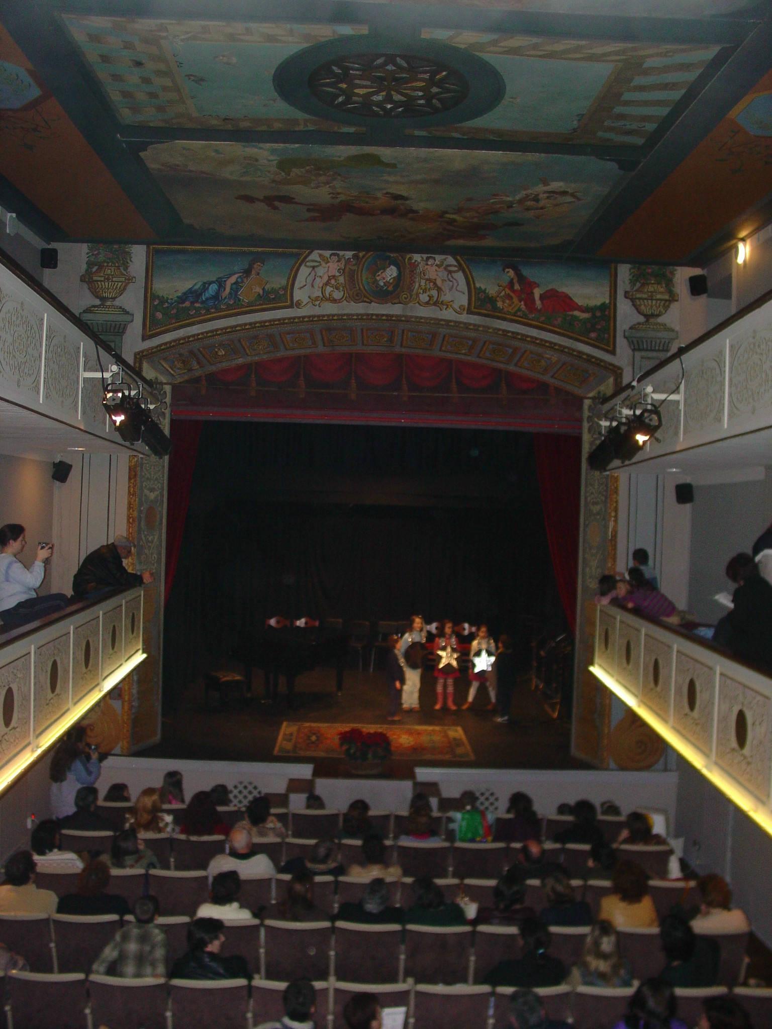 Teatro da Beneficencia
