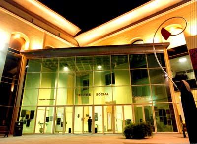 Teatro Auditorio del Centro Social