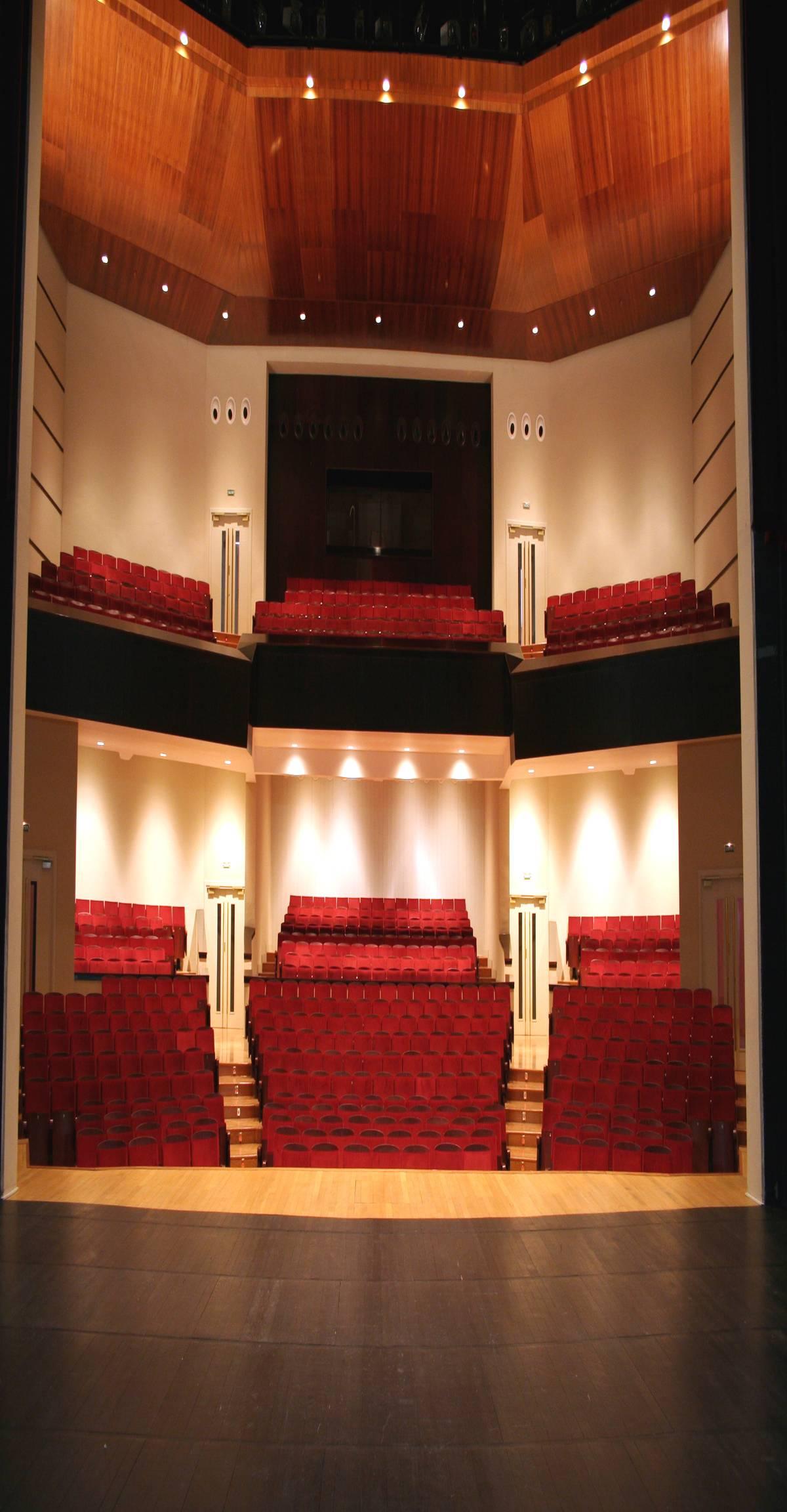 Teatro Municipal de Tomelloso