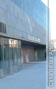 Teatro casa de las artes for Horario oficinas caja duero