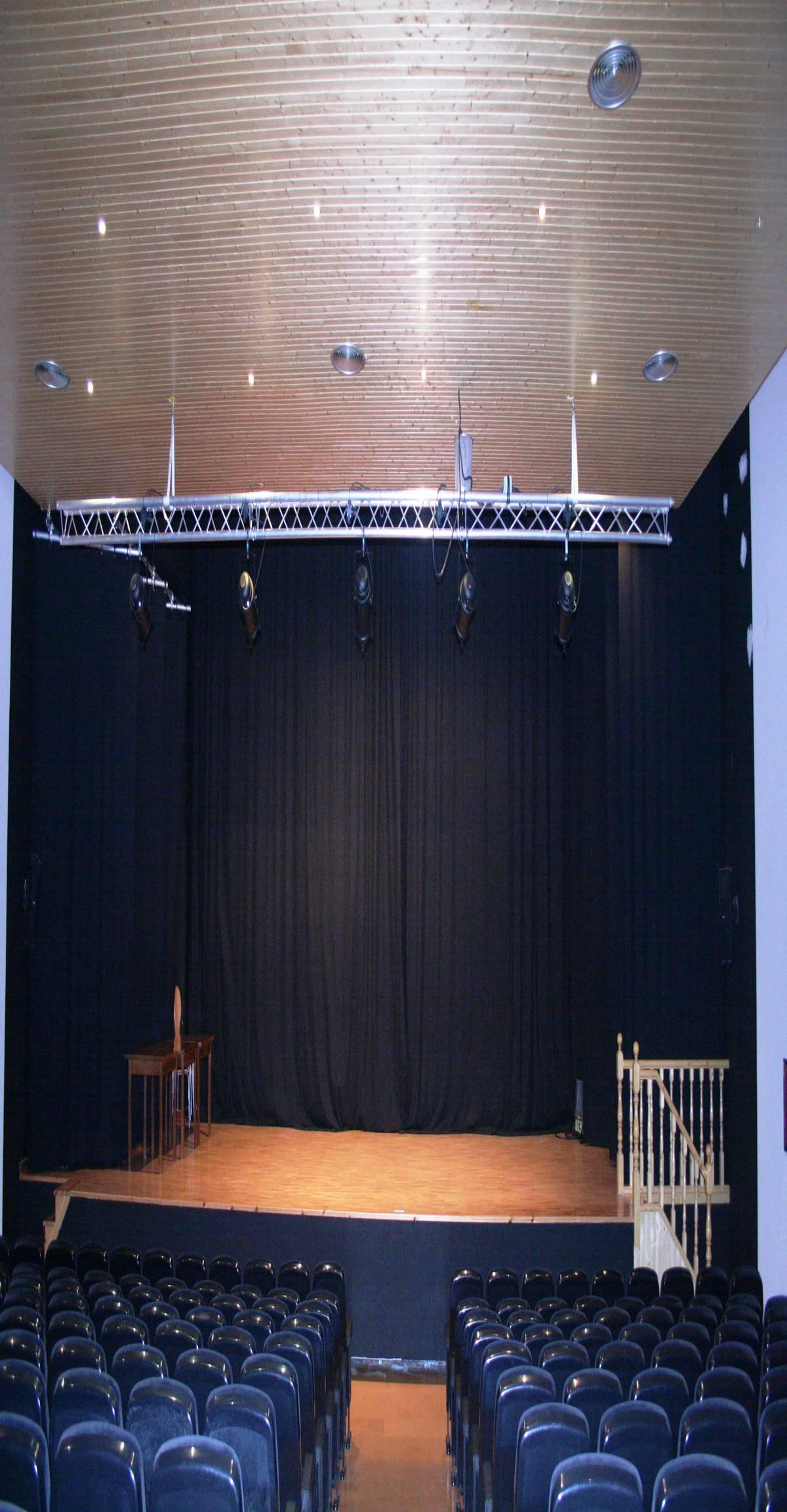 Auditori Municipal Cine Alovi