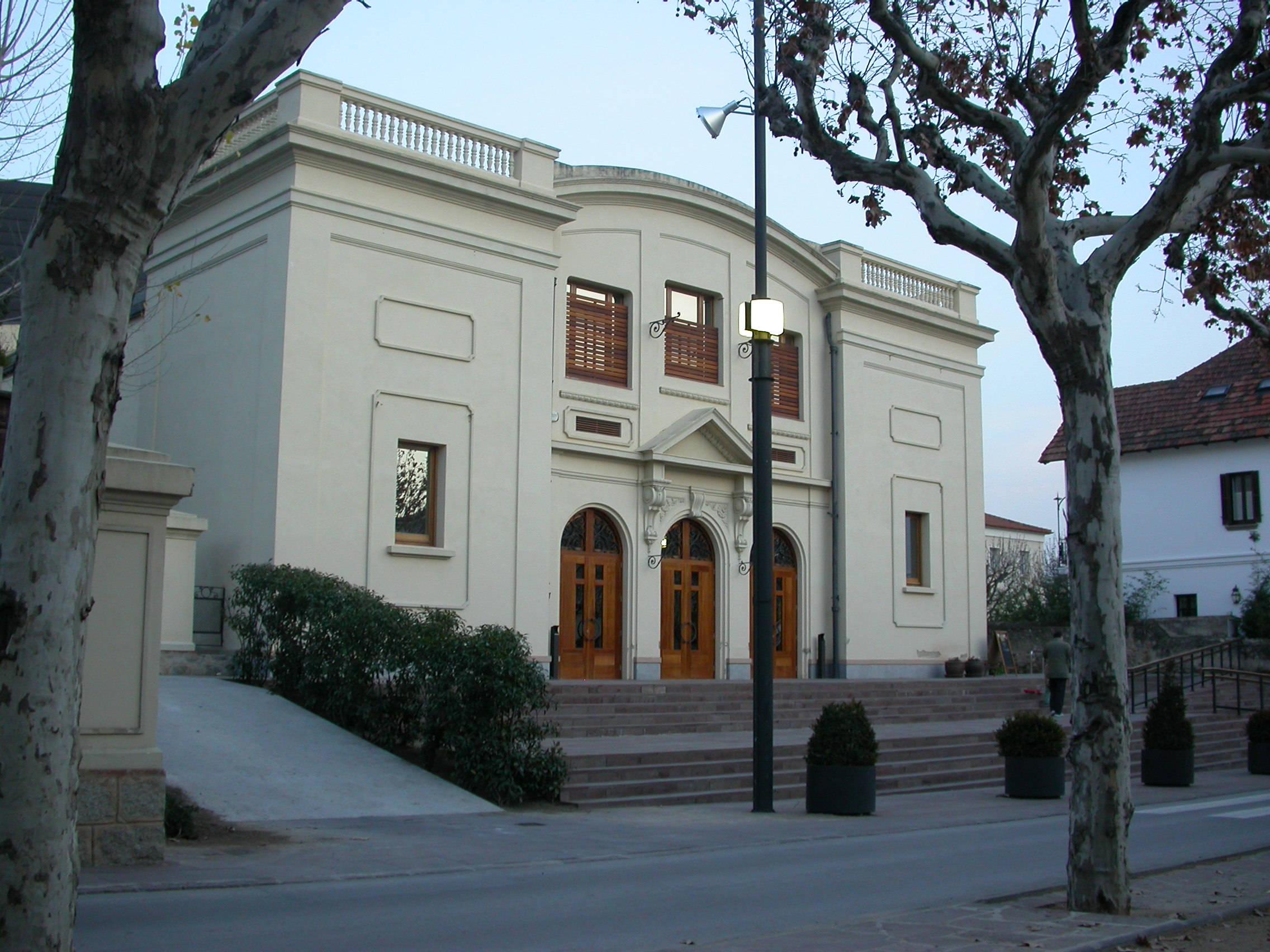 Teatre de la Garriga El Patronat