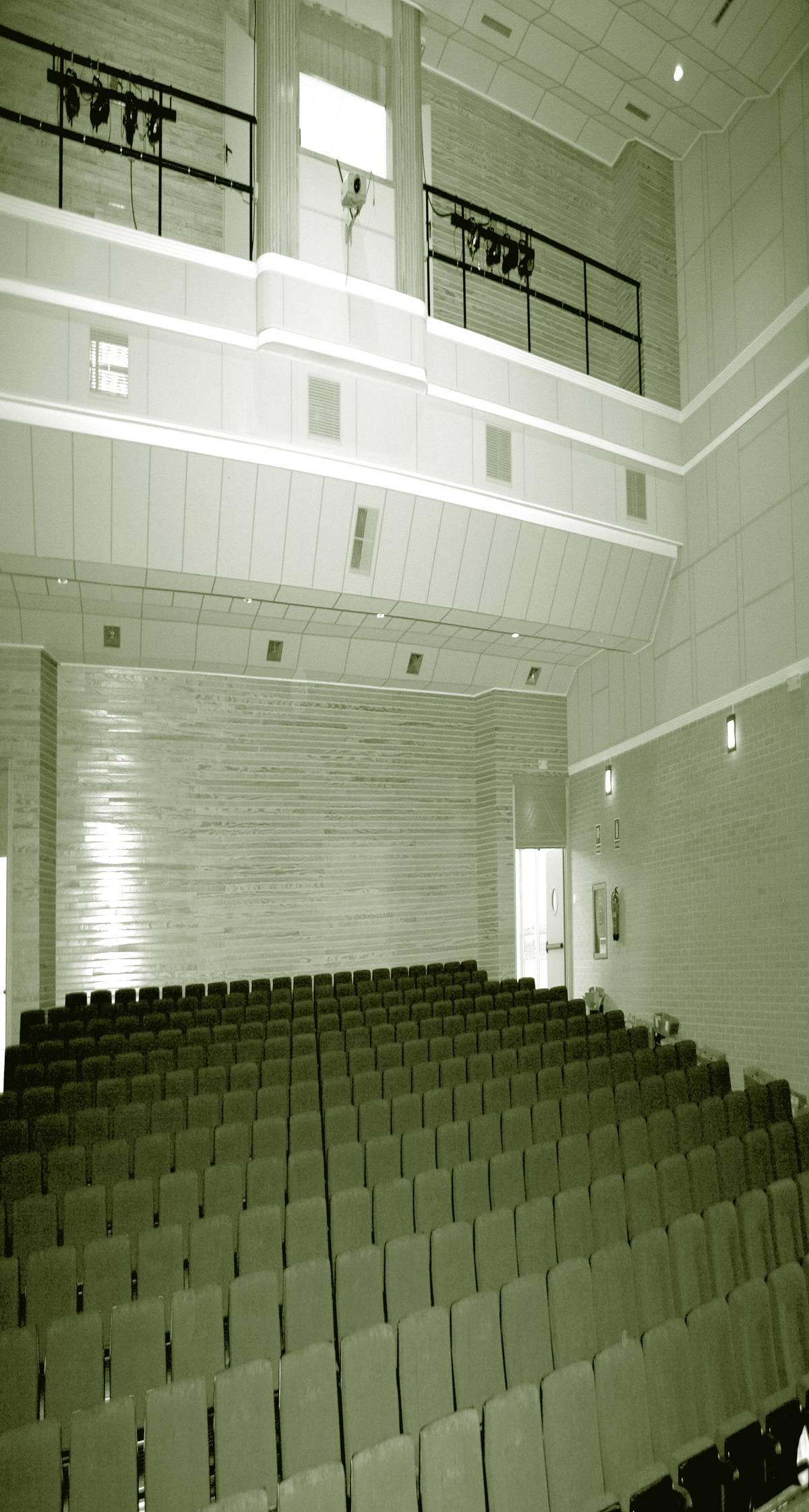 Teatro Auditorio Municipal de Lietor