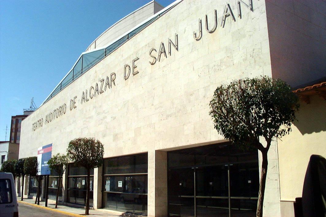 Teatro Auditorio Municipal de Alcazar de San Juan