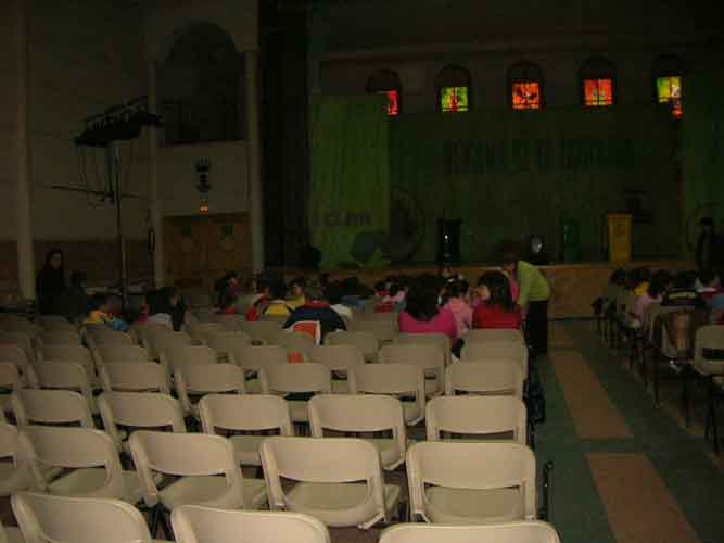 Auditorio Municipal de Mahora