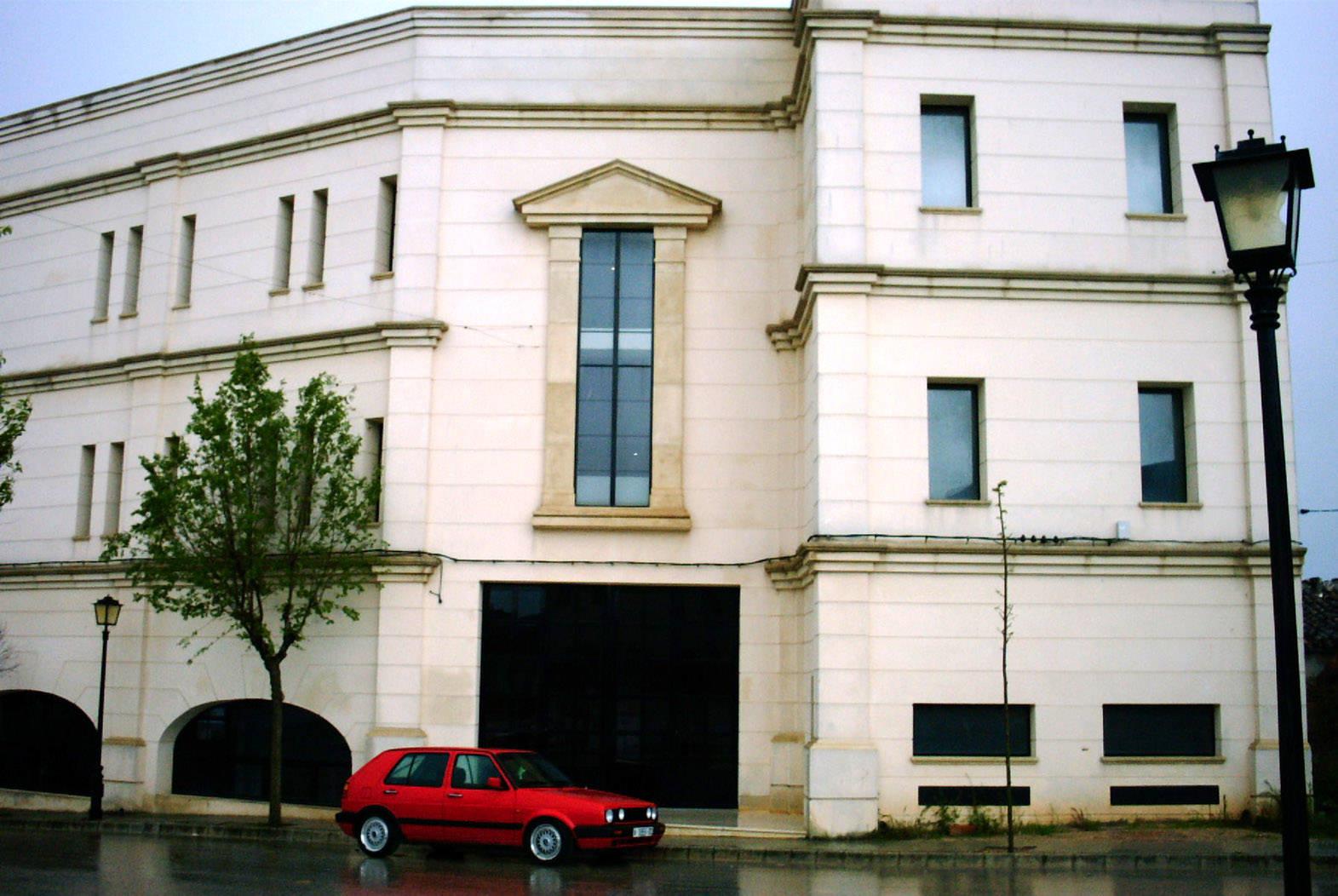 Teatro Auditorio Municipal de el Bonillo