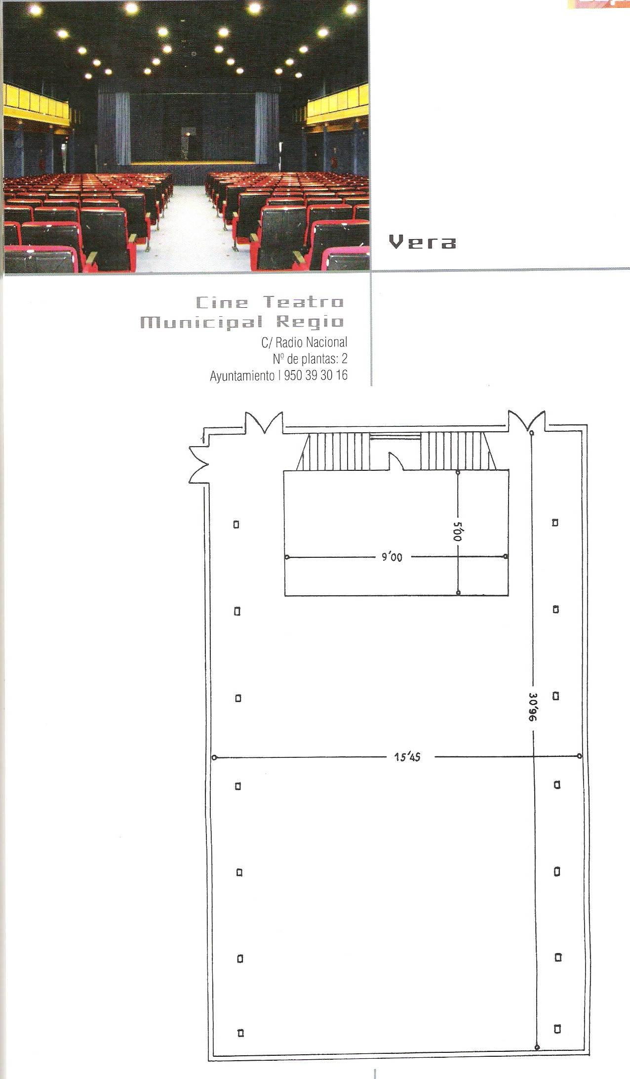 Auditorio Municipal de Vera