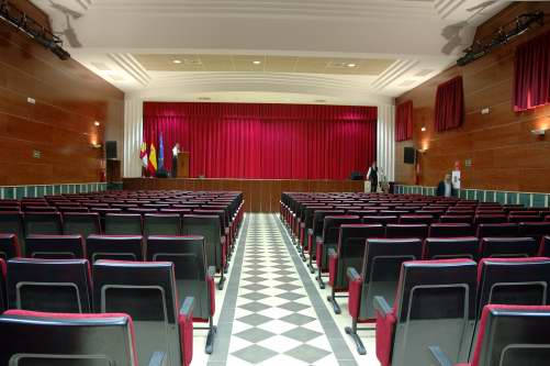 Teatro Cervantes de Villatobas (Toledo)