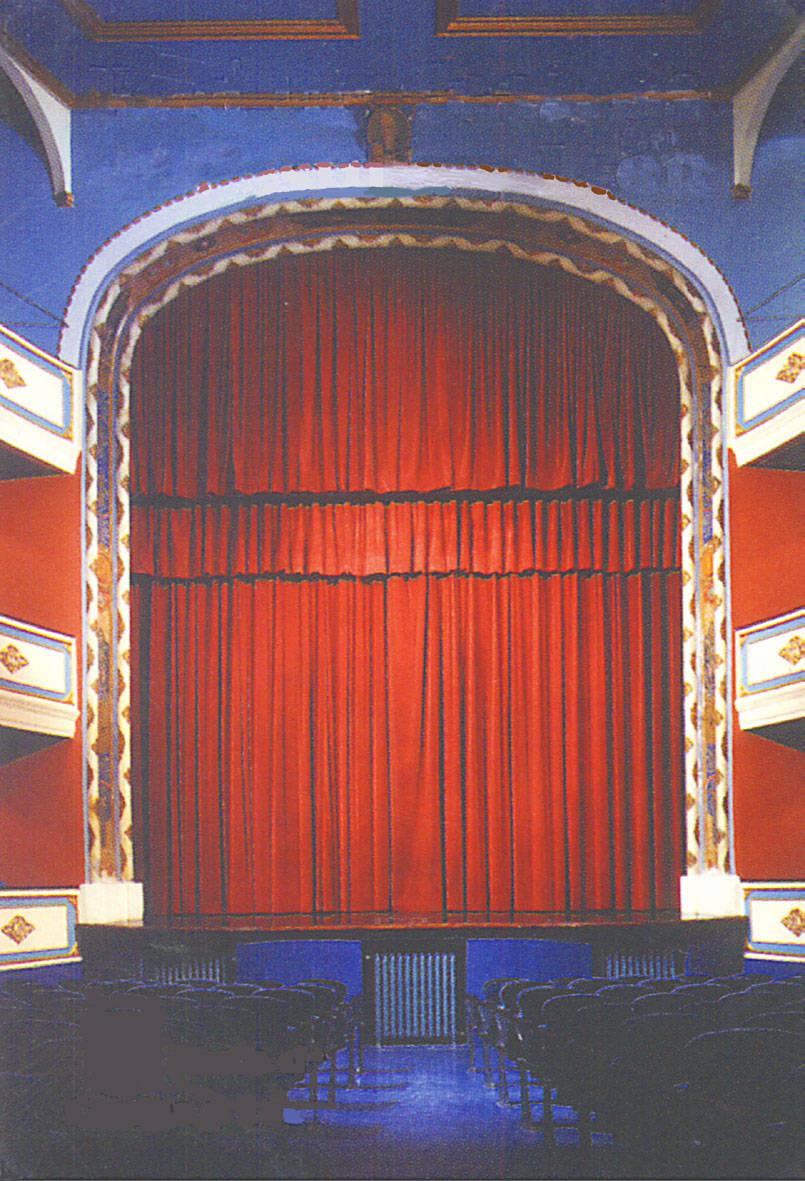 Teatro Calderón de la Barca de Peñaranda de Bracamonte