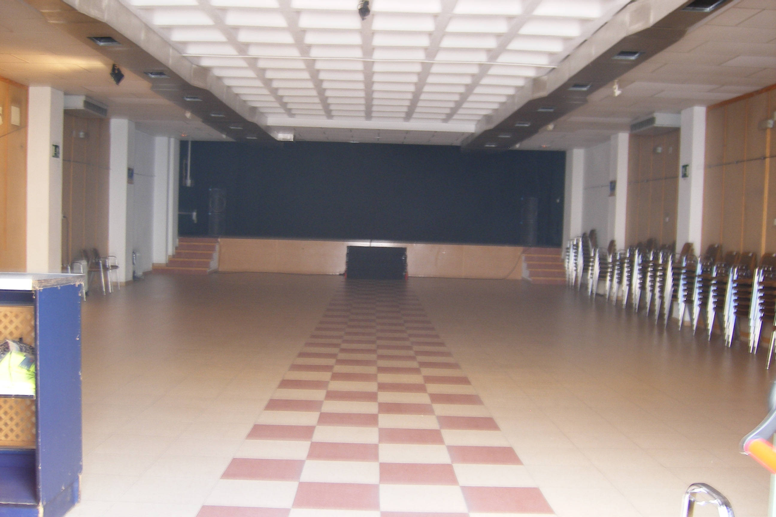 Teatro Municipal de Higueruela