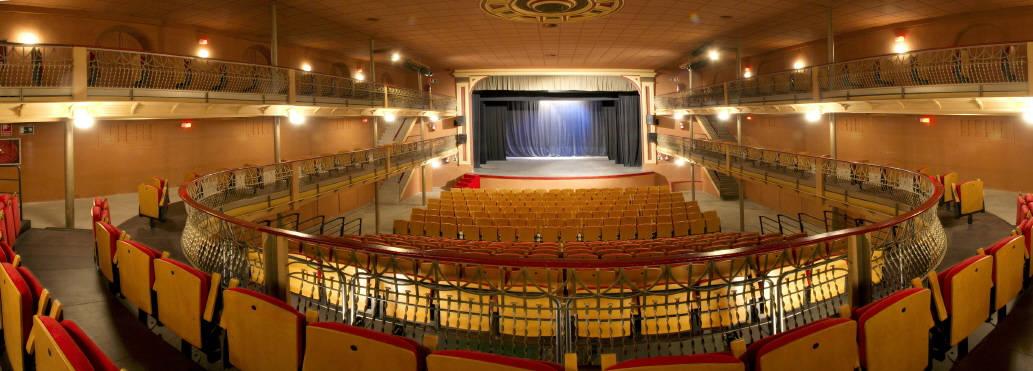 Teatre Municipal Cal Bolet