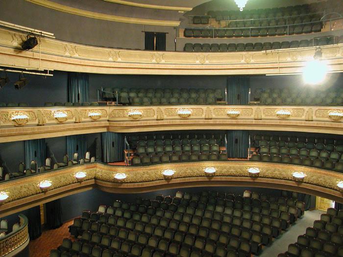 Teatro principal de alicante for Teatro principal valencia
