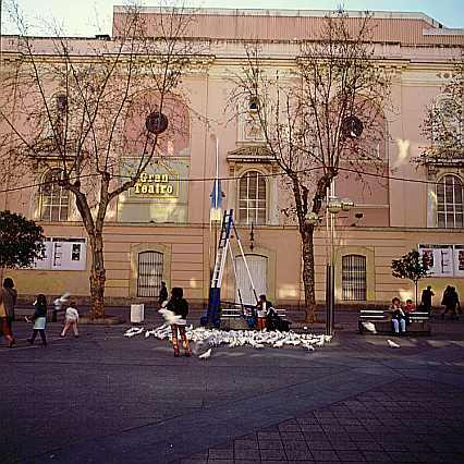 Instituto Municipal de las Artes Escénicas Gran Teatro de Córdoba