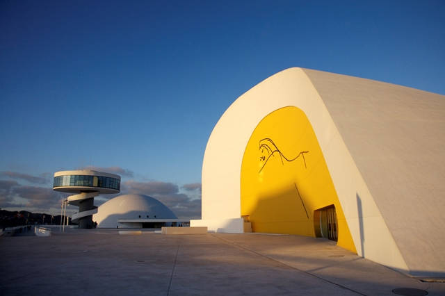 Auditorio Centro Niemeyer