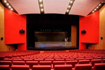 Auditorio centro niemeyer for Oficinas liberbank barcelona