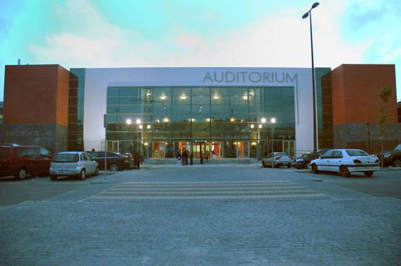 Auditórium Escuela de las Artes