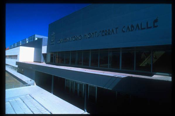 Auditorio Montserrat Caballé
