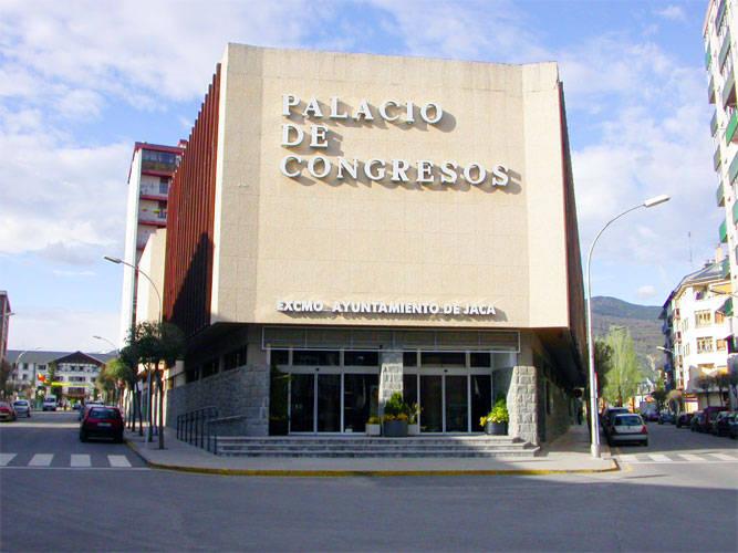 Auditorio Palacio de Congresos de Jaca