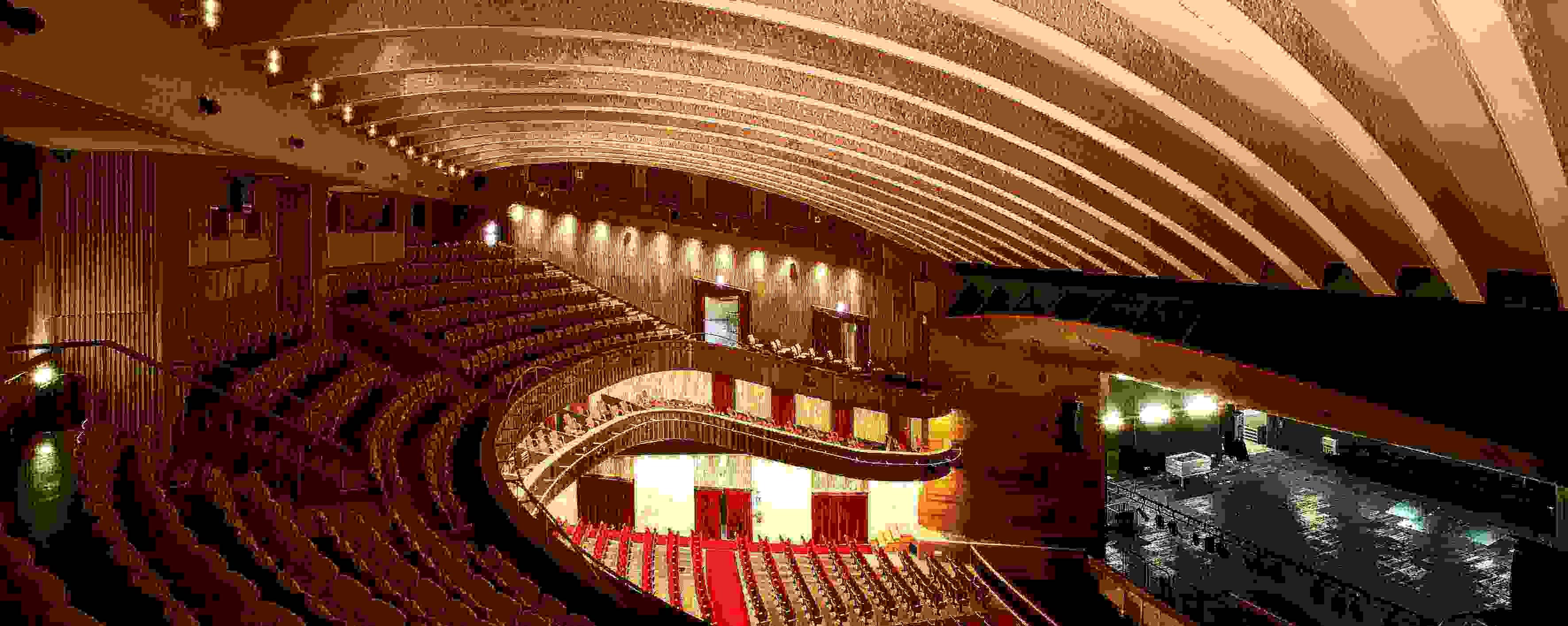 Teatro de la laboral laboral ciudad de la cultura for Teatro de la laboral