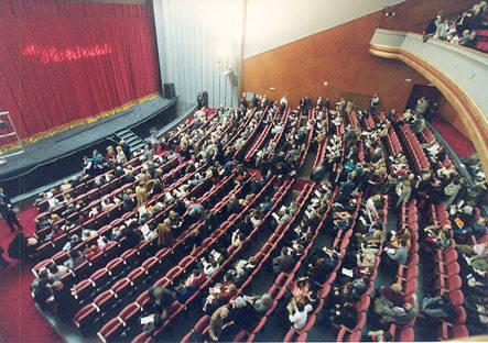 Teatre municipal la far ndula for Chimentos de la farandula
