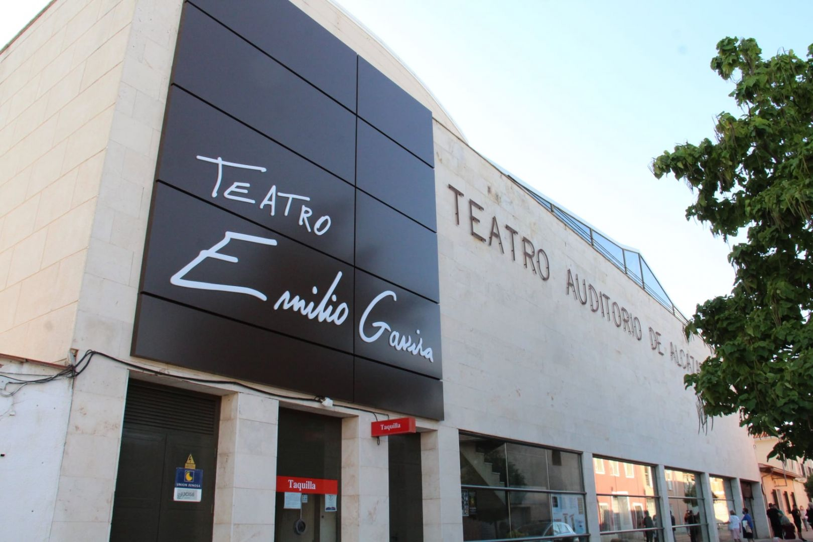 Teatro Emilio Gavira